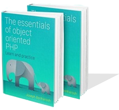 eBook object oriented PHP
